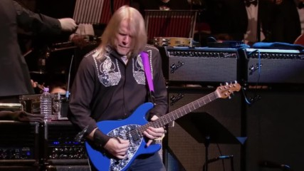 Celebrating Jon Lord - The Rock Legend // When A Blind Man Cries Feat. Deep Purple