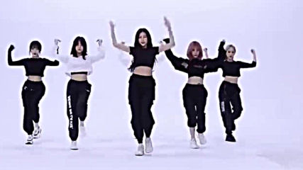 Gfriend - Crossroads dance practice mirrored