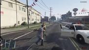 Grand Theft Auto V #3 Мазният cheater