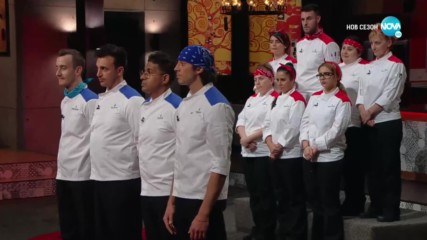 Отпаднал участник - ''Hell's Kitchen'' (26.03.2020)