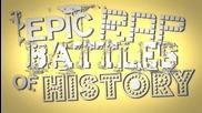 Sarah Palin Vs Lady Gaga - Epic Rap Battles of History #4