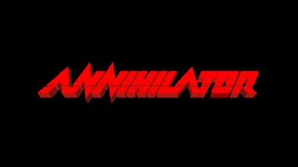 Annihilator - Striker