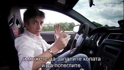 Top Gear / Топ Гиър - в киното - с Бг субтитри - [част2/2]