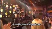 Pussycat Dolls - Bottle Pop Live