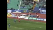Левски - ЦСКА  -  2:0 Валери