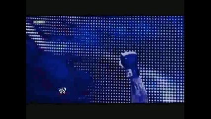 Undertaker returns 2011