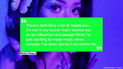 Bella Poarch is the latest TikTok star to go into mainstream pop