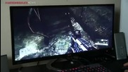 Pc Gaming on a 21_9 Lg-monitor with Gtx Titans in 2-way Sli !
