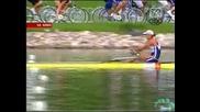 Румяна Нейкова - Олимпийска Шампионка Цялата Гонка 16.08.08