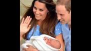 Уилям и Кейт- снимки + бебето