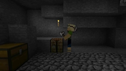 Minecraft -minecraft Parody of Lady Gaga