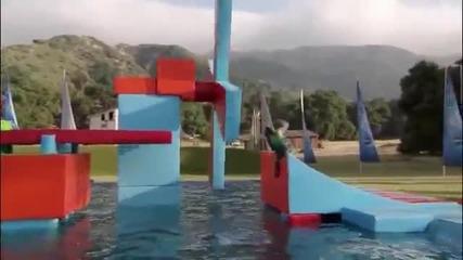 Wipeout - Най-смешните моменти