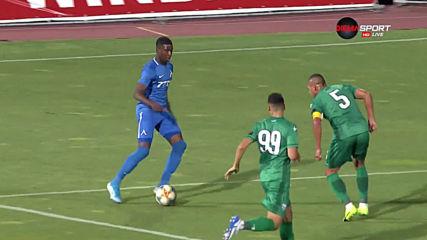 Левски вкара и трети гол на Витоша