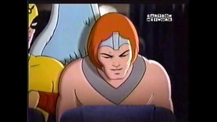 Cartoon Network Азия - Реклами и Шапки (2002, 5 част)