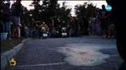 Пополина Вокс се надпива с рокери на мотосъбор - Господари на ефира (17.06.2015г.)