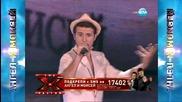 X Factor Bulgaria Angel & Moisei -cherno more