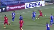 Group G - Montenegro - Liechtenstein 2:0 (05.09 2015)