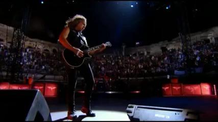 Kirk Hammett solo (live in Nimes)