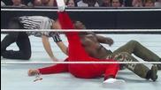 R-truth vs. Damien Sandow Wwe Main Event, May 27, 2014