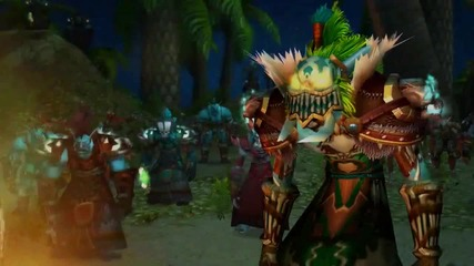 World of Warcraft Cataclysm Rise of the Zandalari