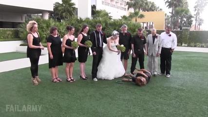 Сватбени провали || Failarmy