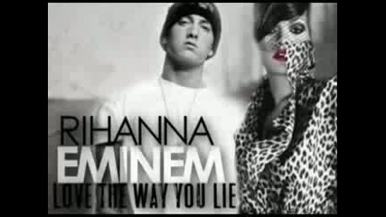 Eminem Feat. Rihanna - Love The Way You Lie 2010 [hd] (official music video)