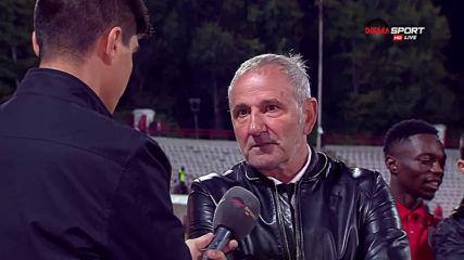 Спасов: ЦСКА не бяха толкова непреодолими