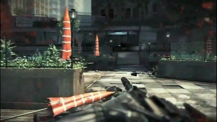Crysis 2 - Gameplay Hd