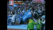 17.06.2010 Аржентина - Южна Корея 3:1 Гол на Гонсало Игуаин - Мондиал 2010 Юар