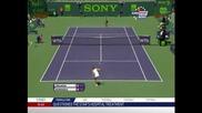 Цибулкова срещу На Ли на полуфиналите в Маями
