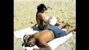 Пияния Кольо На Плаж