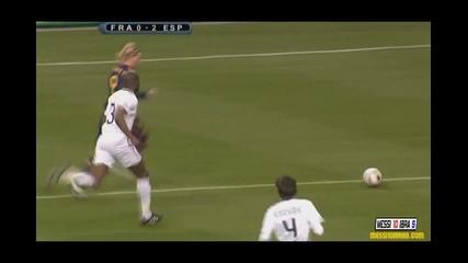 Франиция 0:2 Испания