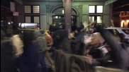 USA: Hundreds march through NYC to commemorate Alex Nieto