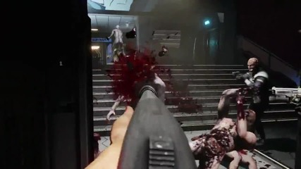 Killing Floor 2 - Playstation 4 Announcement Trailer