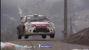 Leg 2 - 2015 Wrc Rallye Monte - Carlo