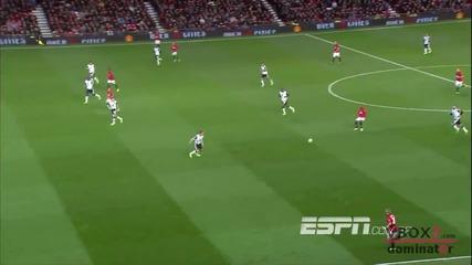 29.10.13 Манчестър Юнайтед 4 - 0 Норич Сити - Най-доброто от мача