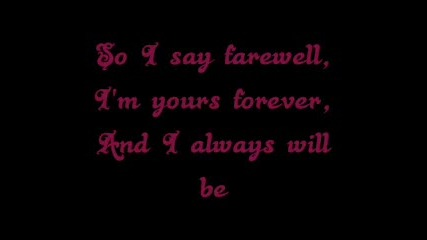 Hammerfall - Always will be lyrics