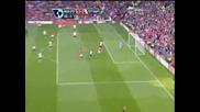 Манчестър Юнайтед - Тотнъм 3:2 Роналдоооооооооооооооо,  Роналдо,  Роналдоооо!!!!!!!