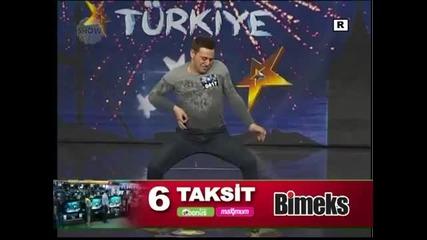 _2012_ Данчо Илиев в Турция Търси Талант !!! 14.01.2012