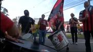 Малко радост и за испанските фенове в Бразилия