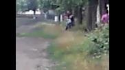 Tamnicata motoristi v selo Kova4ica