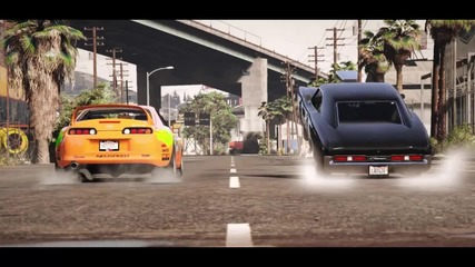 Fast and Furious - Grand Theft Auto 5