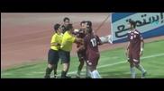 Най-големите сбивания между футболисти и съдии - HD