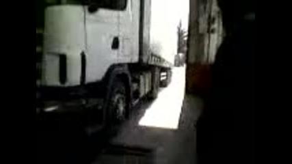 Scania 124l - 420 Topline
