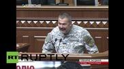 Ukraine: Rada holds minute's silence over Kiev deaths