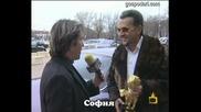 Златен скункс за Евгени Минчев