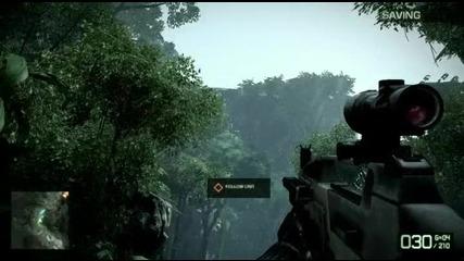 Battlefield Bad Company 2 Частици от играта