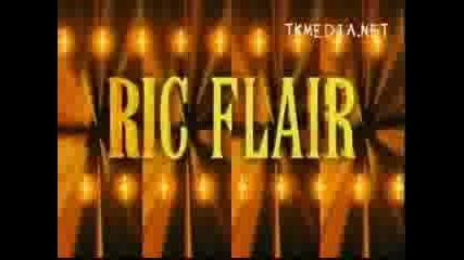 Wwe Ric Flear History