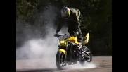 Moto Extreme Stunt worldwhide Best wheelie paleji burnout