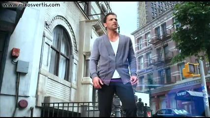 Nikos Vertis - De me skeftese (official Videoclip 2011)
